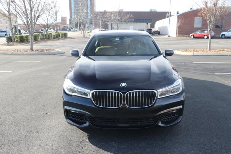 Used 2018 BMW 750I MSPORT RWD W/NAV 750i for sale $52,950 at Auto Collection in Murfreesboro TN 37130 5