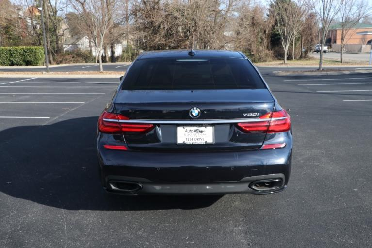 Used 2018 BMW 750I MSPORT RWD W/NAV 750i for sale $52,950 at Auto Collection in Murfreesboro TN 37130 6
