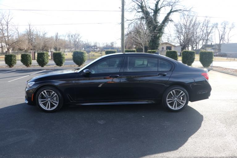 Used 2018 BMW 750I MSPORT RWD W/NAV 750i for sale $52,950 at Auto Collection in Murfreesboro TN 37130 7