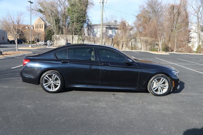 Used 2018 BMW 750I MSPORT RWD W/NAV 750i for sale $52,950 at Auto Collection in Murfreesboro TN 37130 8