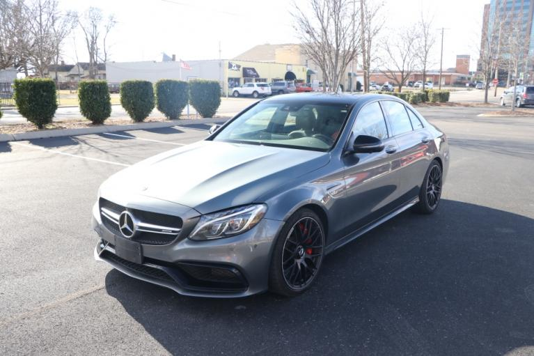 Used 2018 Mercedes-Benz C63 AMG S RWD W/NAV AMG C63 S SEDAN for sale Sold at Auto Collection in Murfreesboro TN 37130 2
