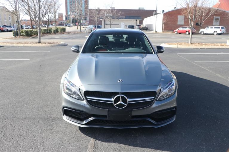 Used 2018 Mercedes-Benz C63 AMG S RWD W/NAV AMG C63 S SEDAN for sale Sold at Auto Collection in Murfreesboro TN 37130 5