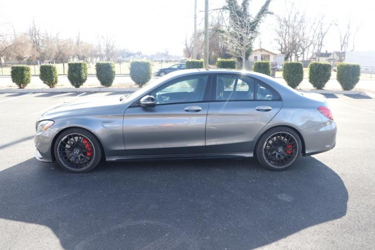 Used 2018 Mercedes-Benz C63 AMG S RWD W/NAV AMG C63 S SEDAN for sale Sold at Auto Collection in Murfreesboro TN 37130 7