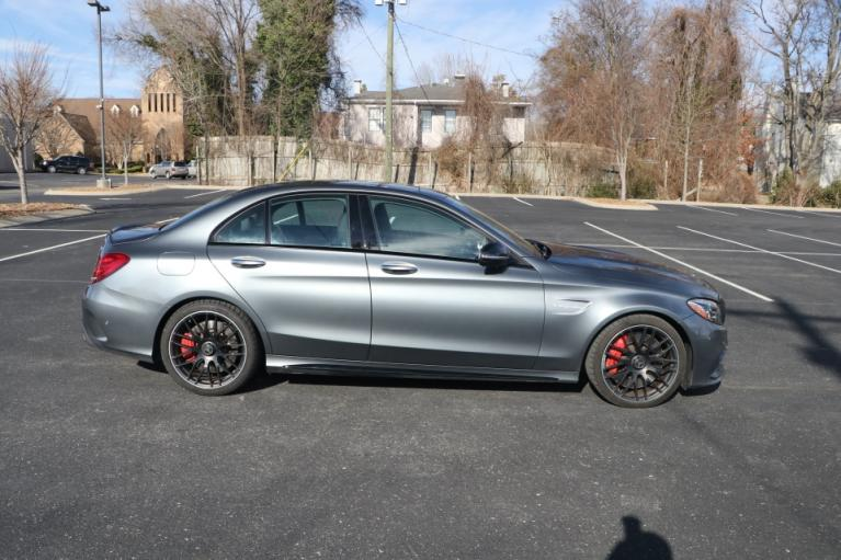Used 2018 Mercedes-Benz C63 AMG S RWD W/NAV AMG C63 S SEDAN for sale Sold at Auto Collection in Murfreesboro TN 37130 8