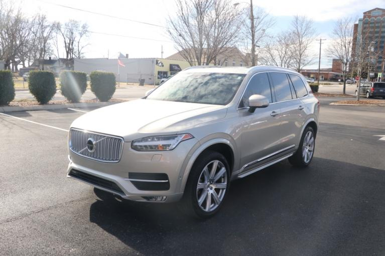 Used 2018 Volvo XC90 T6 INSCRIPTION AWD W/NAV T6 INSCRIPTION AWD for sale Sold at Auto Collection in Murfreesboro TN 37130 2