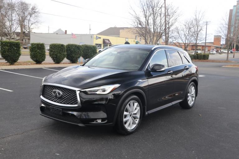 Used 2019 Infiniti QX50 ESSENTIAL AWD W/NAV ESSENTIAL AWD for sale Sold at Auto Collection in Murfreesboro TN 37130 2