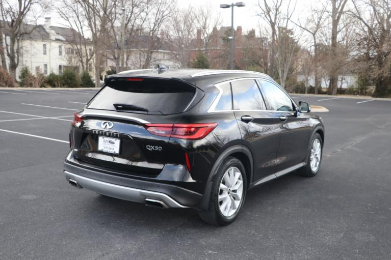 Used 2019 Infiniti QX50 ESSENTIAL AWD W/NAV ESSENTIAL AWD for sale Sold at Auto Collection in Murfreesboro TN 37130 3