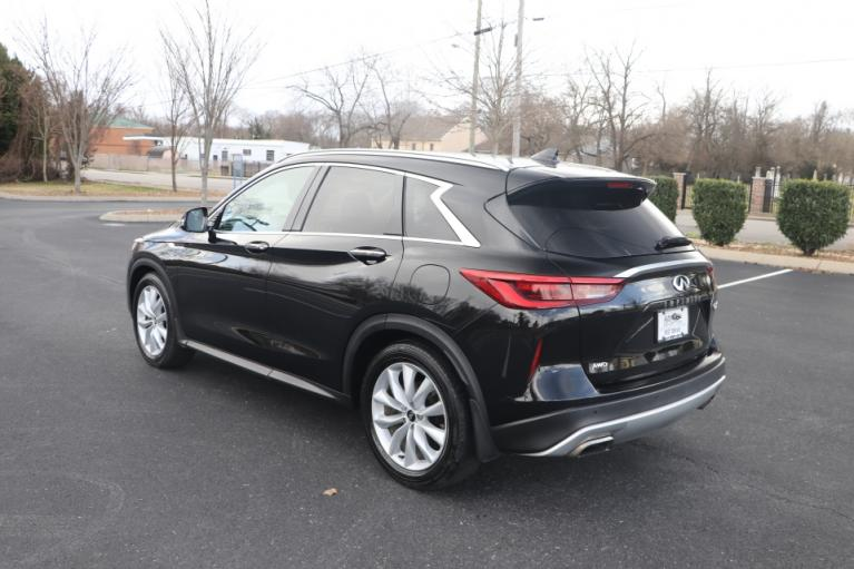 Used 2019 Infiniti QX50 ESSENTIAL AWD W/NAV ESSENTIAL AWD for sale Sold at Auto Collection in Murfreesboro TN 37130 4