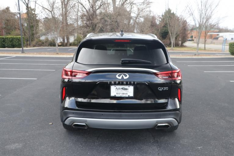 Used 2019 Infiniti QX50 ESSENTIAL AWD W/NAV ESSENTIAL AWD for sale Sold at Auto Collection in Murfreesboro TN 37130 6