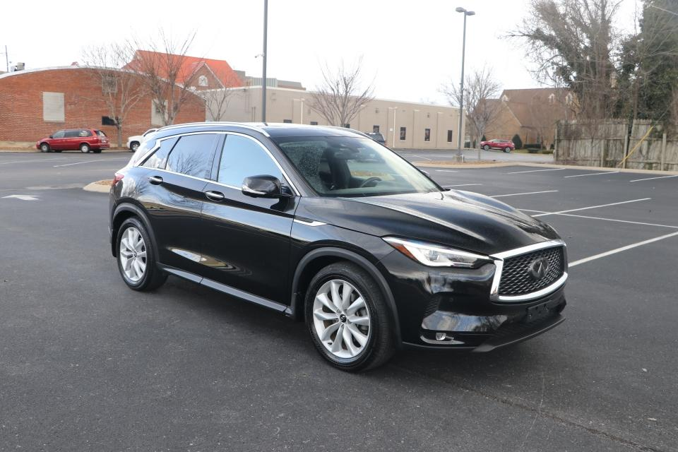 Used 2019 Infiniti QX50 ESSENTIAL AWD W/NAV ESSENTIAL AWD for sale Sold at Auto Collection in Murfreesboro TN 37130 1