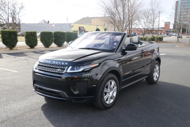 Used 2019 Land_Rover RANGE ROVER EVOQUE SE DYNAMIC Convertible AWD W/NAV SE DYNAMIC AWD conve for sale Sold at Auto Collection in Murfreesboro TN 37130 2
