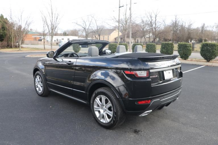 Used 2019 Land_Rover RANGE ROVER EVOQUE SE DYNAMIC Convertible AWD W/NAV SE DYNAMIC AWD conve for sale Sold at Auto Collection in Murfreesboro TN 37130 4