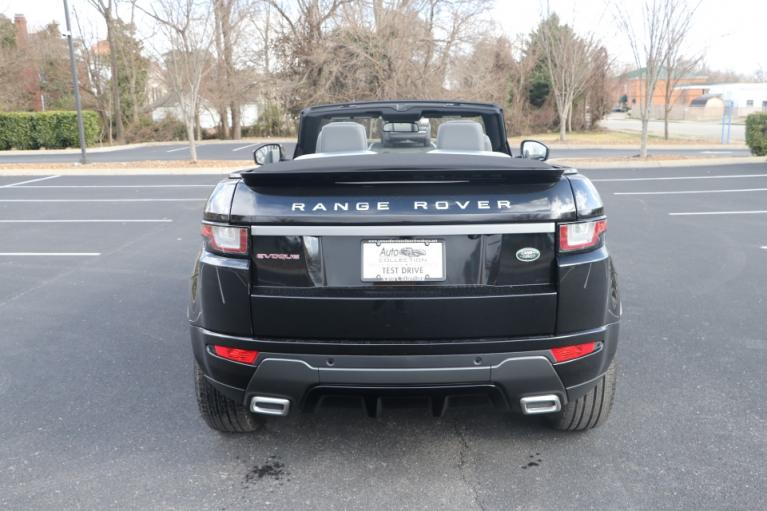 Used 2019 Land_Rover RANGE ROVER EVOQUE SE DYNAMIC Convertible AWD W/NAV SE DYNAMIC AWD conve for sale Sold at Auto Collection in Murfreesboro TN 37130 6