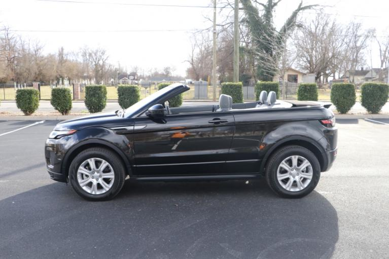 Used 2019 Land_Rover RANGE ROVER EVOQUE SE DYNAMIC Convertible AWD W/NAV SE DYNAMIC AWD conve for sale Sold at Auto Collection in Murfreesboro TN 37130 7