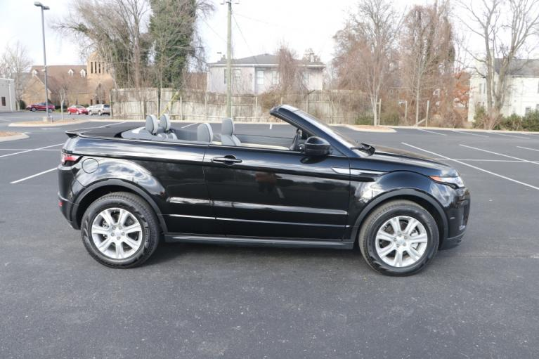 Used 2019 Land_Rover RANGE ROVER EVOQUE SE DYNAMIC Convertible AWD W/NAV SE DYNAMIC AWD conve for sale Sold at Auto Collection in Murfreesboro TN 37130 8