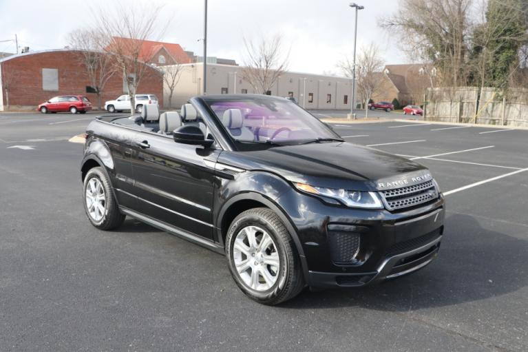 Used 2019 Land_Rover RANGE ROVER EVOQUE SE DYNAMIC Convertible AWD W/NAV SE DYNAMIC AWD conve for sale Sold at Auto Collection in Murfreesboro TN 37130 1
