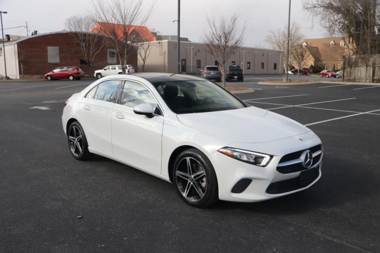 Used Used 2019 Mercedes-Benz A 220 4matic AWD A 220 4MATIC for sale $30,950 at Auto Collection in Murfreesboro TN