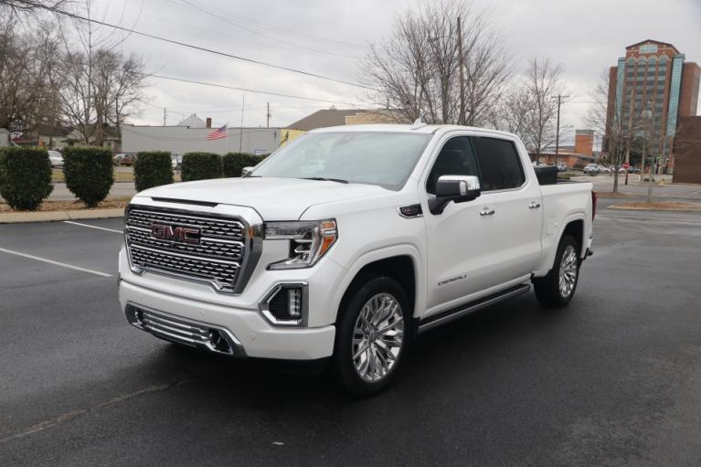 Used 2020 GMC SIERRA 1500 DENALI CREW CAB 4WD w/nav DENALI CREW CAB 4WD for sale Sold at Auto Collection in Murfreesboro TN 37130 2