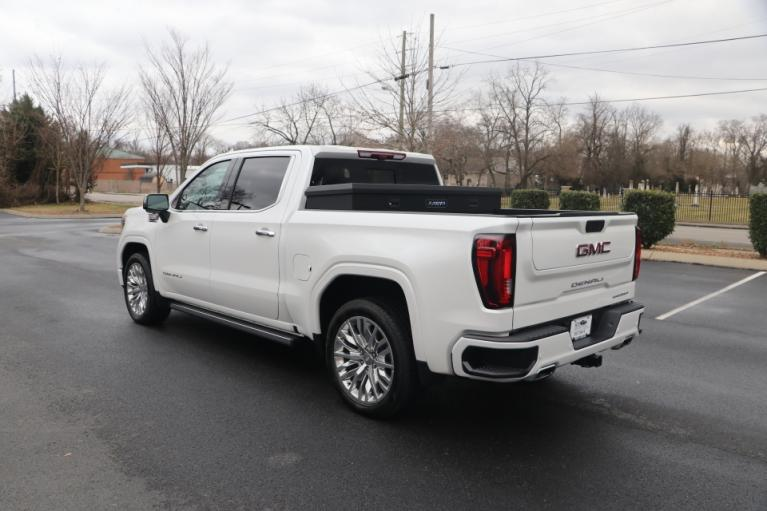 Used 2020 GMC SIERRA 1500 DENALI CREW CAB 4WD w/nav DENALI CREW CAB 4WD for sale Sold at Auto Collection in Murfreesboro TN 37130 4