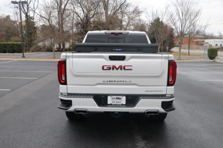 Used 2020 GMC SIERRA 1500 DENALI CREW CAB 4WD w/nav DENALI CREW CAB 4WD for sale Sold at Auto Collection in Murfreesboro TN 37130 6