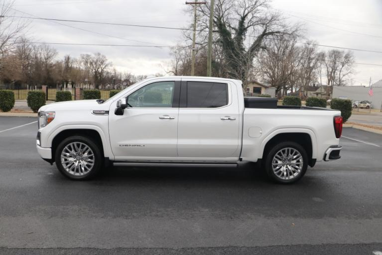 Used 2020 GMC SIERRA 1500 DENALI CREW CAB 4WD w/nav DENALI CREW CAB 4WD for sale Sold at Auto Collection in Murfreesboro TN 37130 7