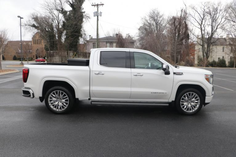 Used 2020 GMC SIERRA 1500 DENALI CREW CAB 4WD w/nav DENALI CREW CAB 4WD for sale Sold at Auto Collection in Murfreesboro TN 37130 8