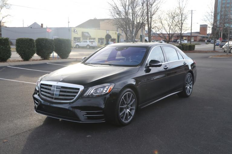 Used 2020 Mercedes-Benz S560 4MATIC AWD W/NAV S560 4MATIC for sale $94,950 at Auto Collection in Murfreesboro TN 37130 2