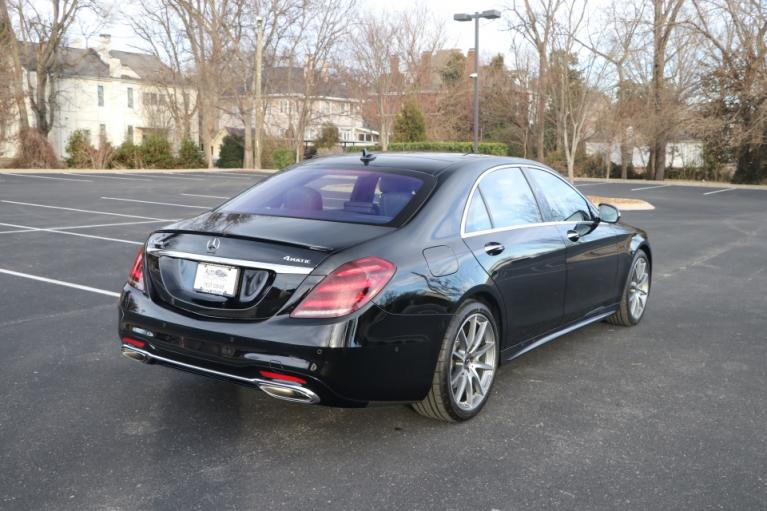 Used 2020 Mercedes-Benz S560 4MATIC AWD W/NAV for sale Sold at Auto Collection in Murfreesboro TN 37130 3