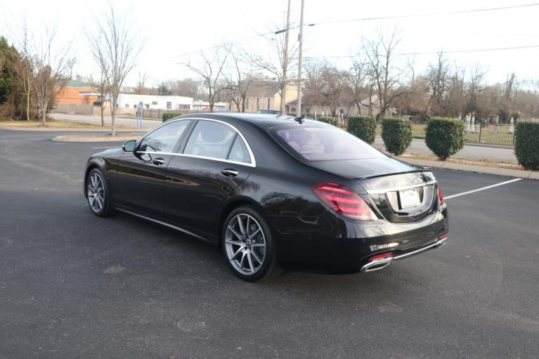 Used 2020 Mercedes-Benz S560 4MATIC AWD W/NAV for sale Sold at Auto Collection in Murfreesboro TN 37130 4
