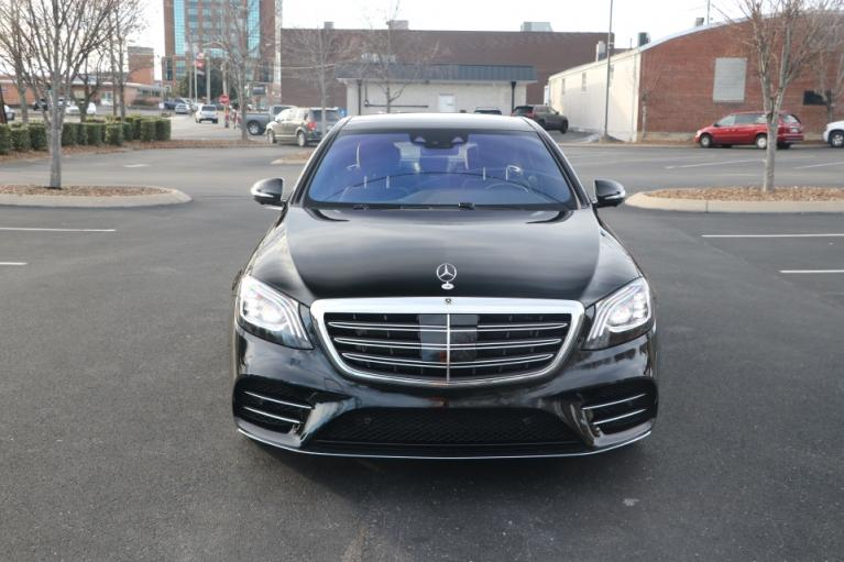 Used 2020 Mercedes-Benz S560 4MATIC AWD W/NAV for sale Sold at Auto Collection in Murfreesboro TN 37130 5
