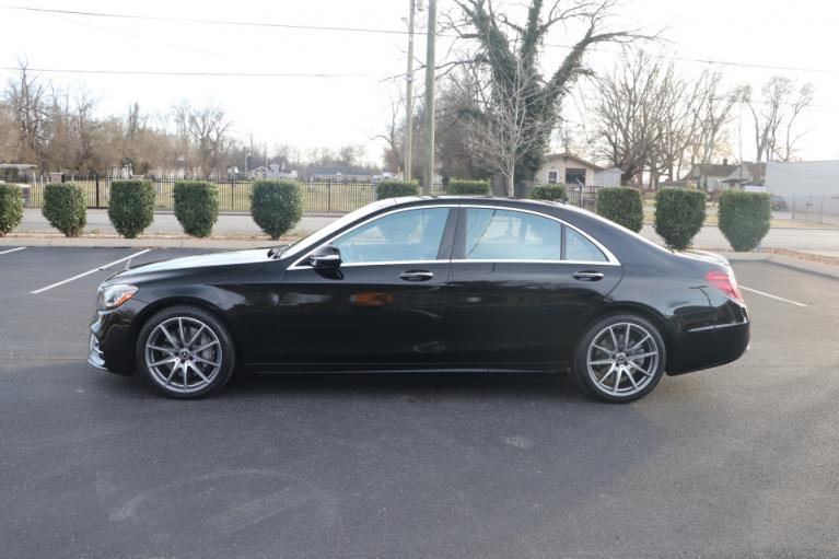 Used 2020 Mercedes-Benz S560 4MATIC AWD W/NAV for sale Sold at Auto Collection in Murfreesboro TN 37130 7