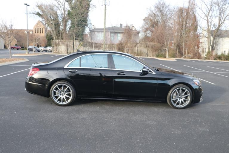 Used 2020 Mercedes-Benz S560 4MATIC AWD W/NAV for sale Sold at Auto Collection in Murfreesboro TN 37130 8