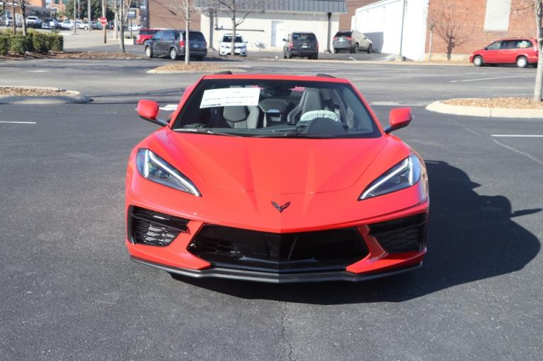 Used 2021 Chevrolet corvette 1LT Hard Top convertible W/NAV 1LT Roadster  for sale Sold at Auto Collection in Murfreesboro TN 37130 5