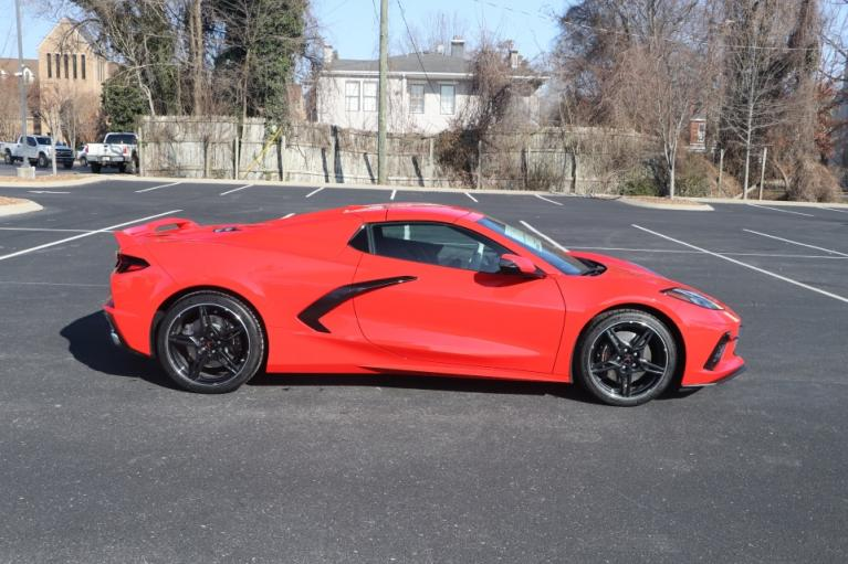 Used 2021 Chevrolet corvette 1LT Hard Top convertible W/NAV 1LT Roadster  for sale Sold at Auto Collection in Murfreesboro TN 37130 8