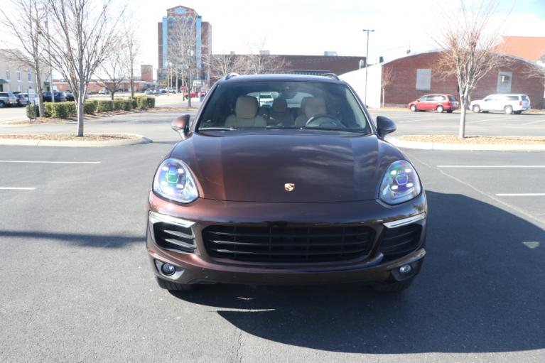 Used 2016 Porsche CAYENNE PREMIUM PLUS AWD W/NAV BASE for sale Sold at Auto Collection in Murfreesboro TN 37130 5