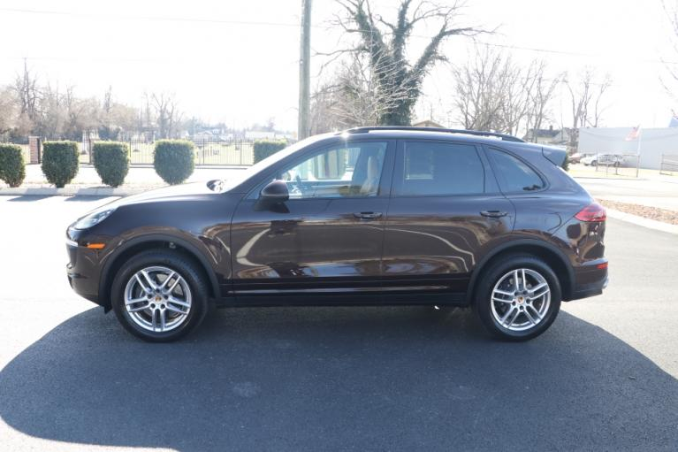 Used 2016 Porsche CAYENNE PREMIUM PLUS AWD W/NAV BASE for sale Sold at Auto Collection in Murfreesboro TN 37130 7