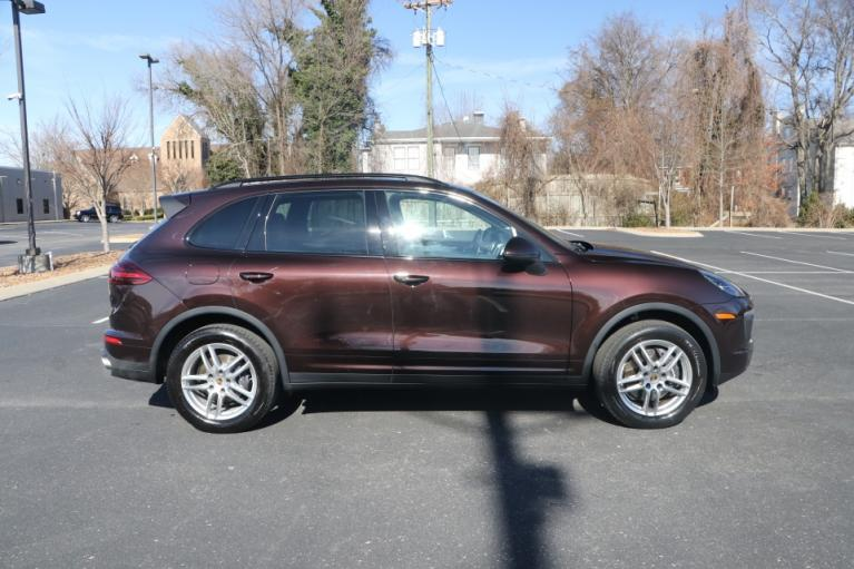 Used 2016 Porsche CAYENNE PREMIUM PLUS AWD W/NAV BASE for sale Sold at Auto Collection in Murfreesboro TN 37130 8