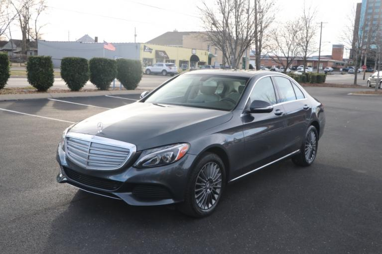 Used 2015 Mercedes-Benz C300 PREMIUM 4MATIC AWD W/NAV C300 4MATIC SEDAN for sale Sold at Auto Collection in Murfreesboro TN 37130 2
