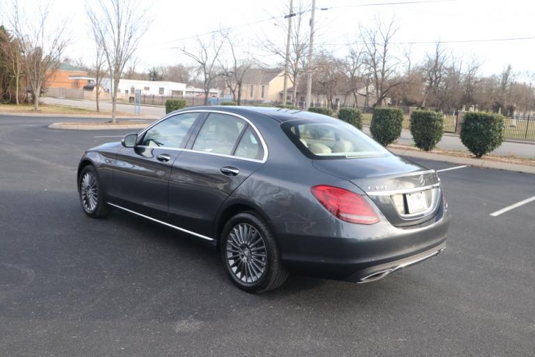 Used 2015 Mercedes-Benz C300 PREMIUM 4MATIC AWD W/NAV C300 4MATIC SEDAN for sale Sold at Auto Collection in Murfreesboro TN 37130 4