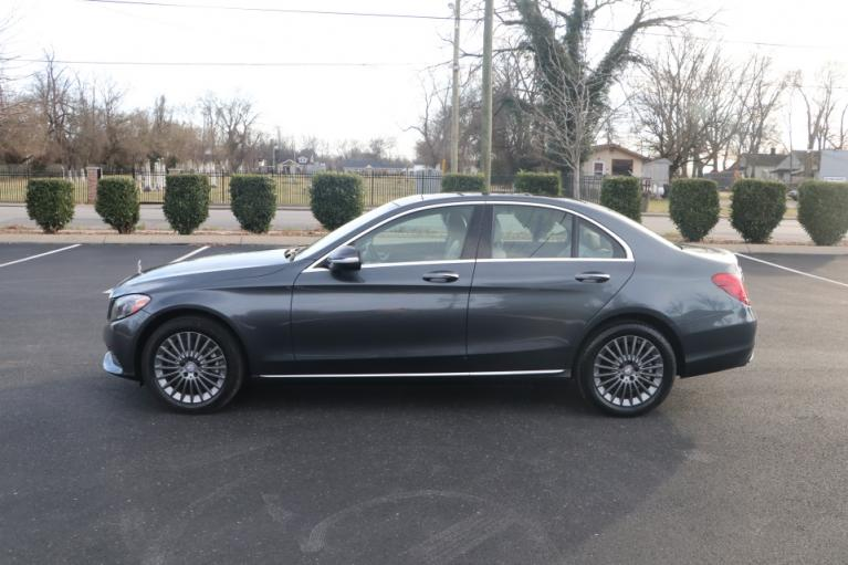 Used 2015 Mercedes-Benz C300 PREMIUM 4MATIC AWD W/NAV C300 4MATIC SEDAN for sale Sold at Auto Collection in Murfreesboro TN 37130 7