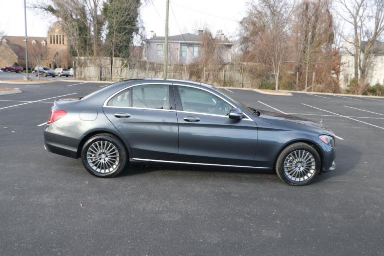 Used 2015 Mercedes-Benz C300 PREMIUM 4MATIC AWD W/NAV C300 4MATIC SEDAN for sale Sold at Auto Collection in Murfreesboro TN 37130 8