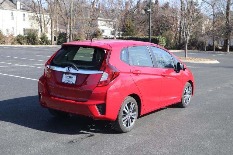 Used 2016 Honda FIT EX Hatchback w/sunroof EX CVT for sale Sold at Auto Collection in Murfreesboro TN 37130 3