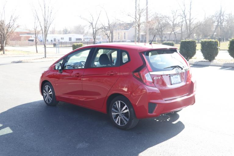 Used 2016 Honda FIT EX Hatchback w/sunroof EX CVT for sale Sold at Auto Collection in Murfreesboro TN 37130 4
