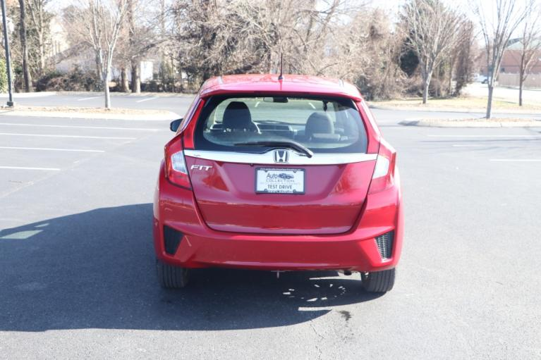 Used 2016 Honda FIT EX Hatchback w/sunroof EX CVT for sale Sold at Auto Collection in Murfreesboro TN 37130 6