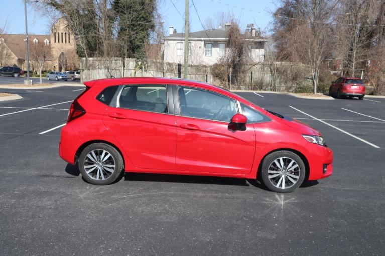 Used 2016 Honda FIT EX Hatchback w/sunroof EX CVT for sale Sold at Auto Collection in Murfreesboro TN 37130 8