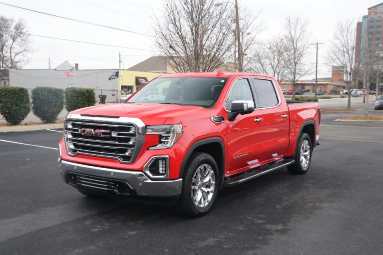 Used 2020 GMC SIERRA 1500 SLT Crew Cab 4x4 w/NAV SLT CREW CAB SHORT BOX 4WD for sale Sold at Auto Collection in Murfreesboro TN 37130 2