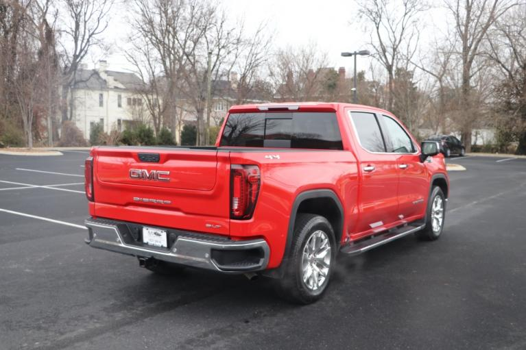 Used 2020 GMC SIERRA 1500 SLT Crew Cab 4x4 w/NAV SLT CREW CAB SHORT BOX 4WD for sale Sold at Auto Collection in Murfreesboro TN 37130 3