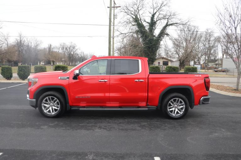 Used 2020 GMC SIERRA 1500 SLT Crew Cab 4x4 w/NAV SLT CREW CAB SHORT BOX 4WD for sale Sold at Auto Collection in Murfreesboro TN 37130 7