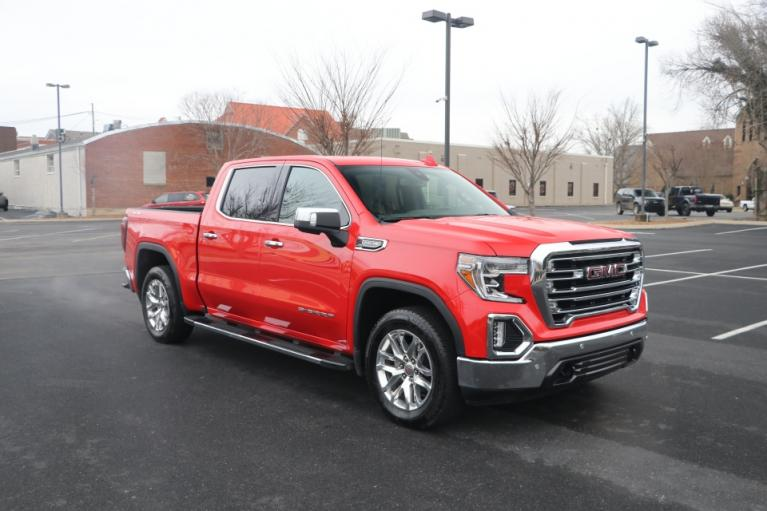 Used 2020 GMC SIERRA 1500 SLT Crew Cab 4x4 w/NAV SLT CREW CAB SHORT BOX 4WD for sale Sold at Auto Collection in Murfreesboro TN 37130 1