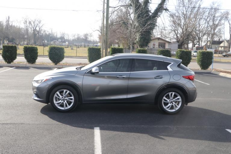 Used 2019 INFINITI QX30 LUXE FWD LUXE FWD for sale Sold at Auto Collection in Murfreesboro TN 37130 7